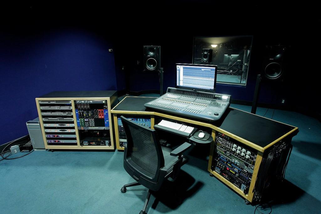 Music Studio Facilities 9-25-2013